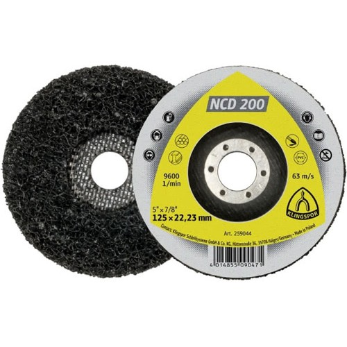 Почистващ диск Klingspor NCD200