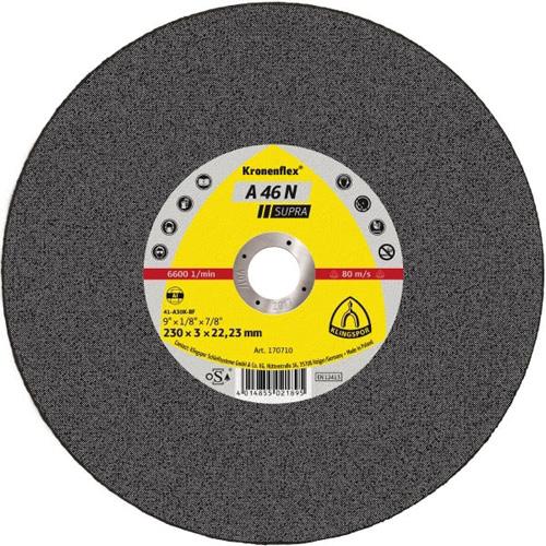 Диск за рязане на алуминий A46 N Klingspor