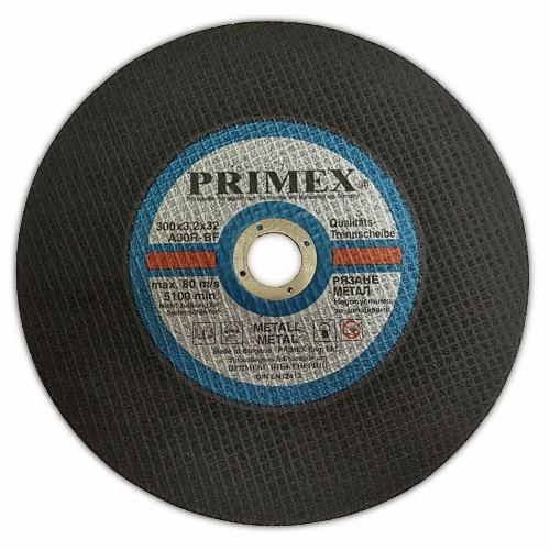 Диск за рязане на метал 300х3,2х30/40/25.4 Primex