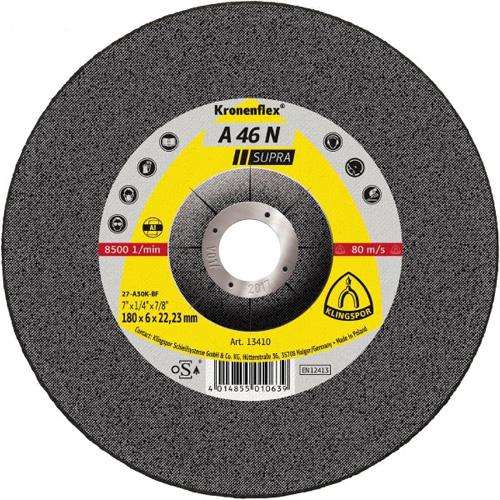 Диск за шлайфане на алуминий А46N Klingspor