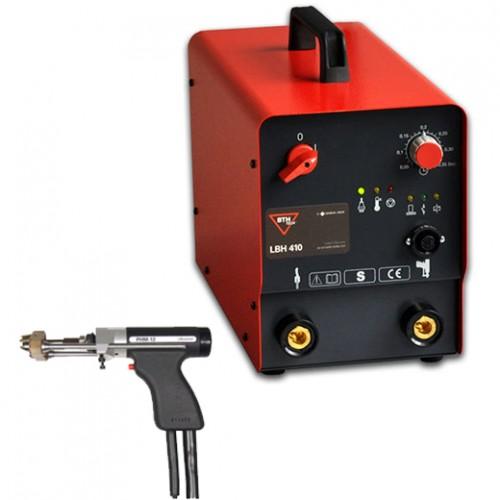 Апарат за челно заваряване LBH 410
