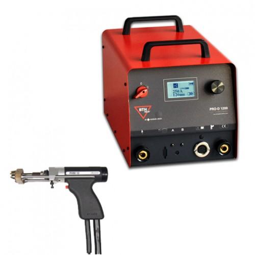 Апарат за челно заваряване PRO-D 1200