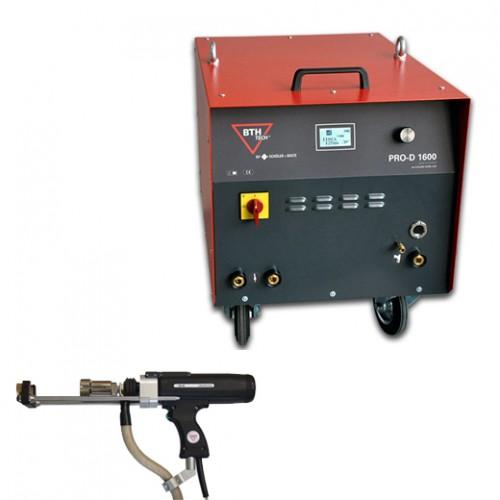 Апарат за челно заваряване PRO-D 1600