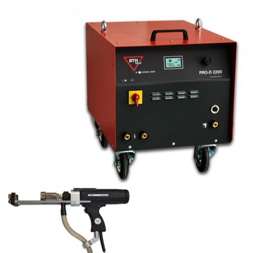 Апарат за челно заваряване PRO-D 2200