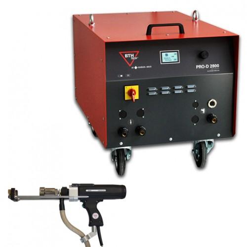 Апарат за челно заваряване PRO-D 2800