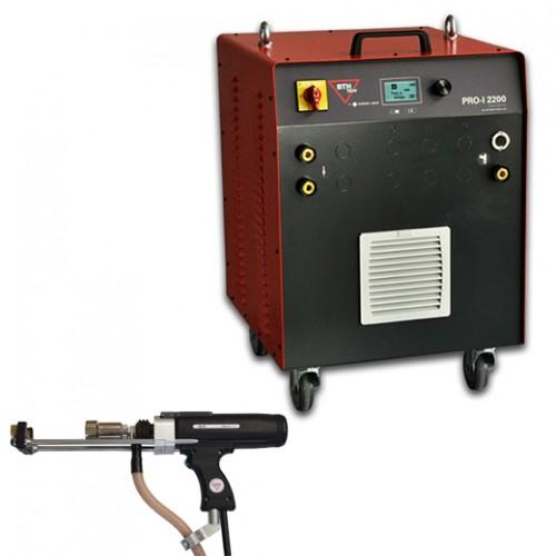 Апарат за челно заваряване PRO-I 2200