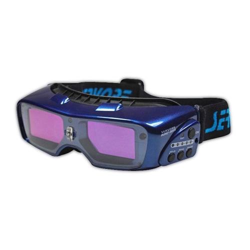 Заваръчни очила фотосоларни  AD5 13