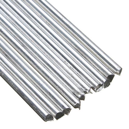 Сребърен припой Ternalloy 30 (Ag130) необмазан (без Cd) x 500 mm