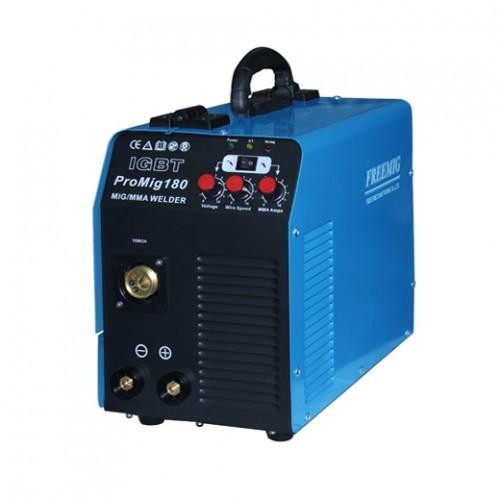 Инверторен заваръчен апарат MIG 180 FR