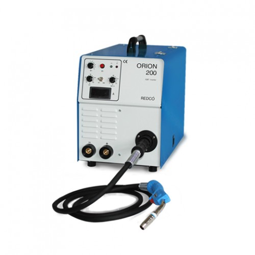 Специален комплект инверторен заваръчен апарат ORION 200