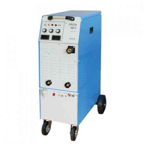 Инверторен заваръчен апарат ORION 450 CW