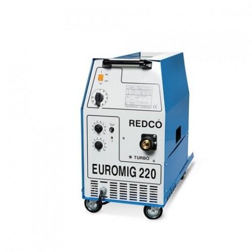 Трансформаторен МИГ-МАГ заваръчен апарат EUROMIG 220