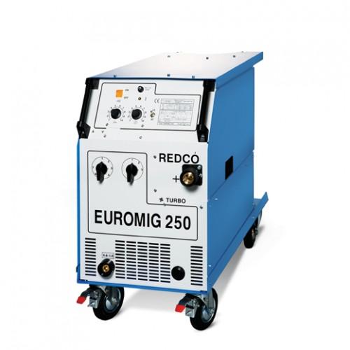 Трансформаторен МИГ-МАГ заваръчен апарат EUROMIG 250