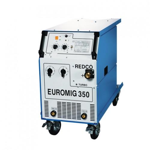 Трансформаторен МИГ-МАГ заваръчен апарат EUROMIG 350