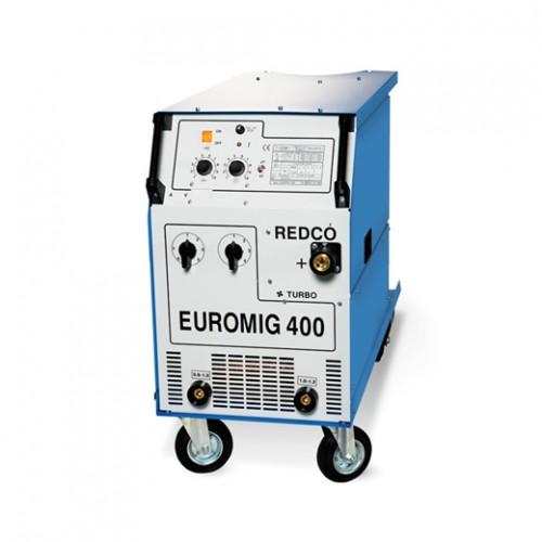 Трансформаторен МИГ-МАГ заваръчен апарат EUROMIG 400