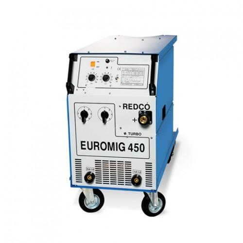 Трансформаторен МИГ-МАГ заваръчен апарат EUROMIG 450