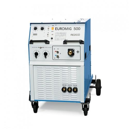 Трансформаторен МИГ-МАГ заваръчен апарат EUROMIG 500