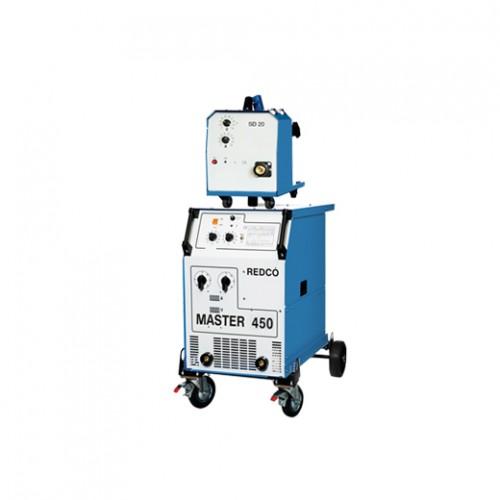 Трансформаторен МИГ-МАГ заваръчен апарат MASTER 450