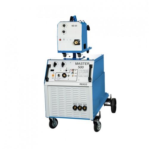 Трансформаторен МИГ-МАГ заваръчен апарат MASTER 500