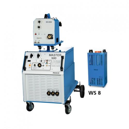 Трансформаторен МИГ-МАГ заваръчен апарат MASTER 500 W