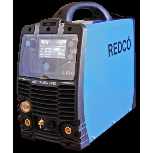 Инверторен заваръчен апарат ASTRA MIG 200