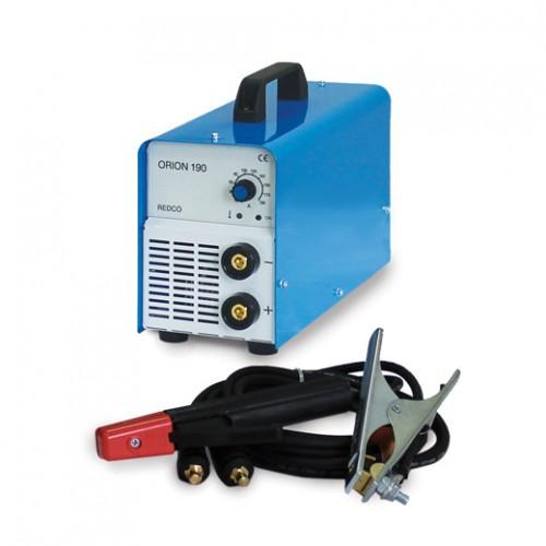 Специален комплект портативен електрожен ORION 190
