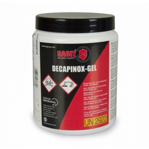 "Гел ""Decapinox"" - 2 кг"
