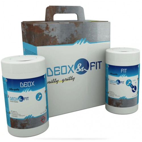 Почистващи кърпички INOX/DEOX-FIT