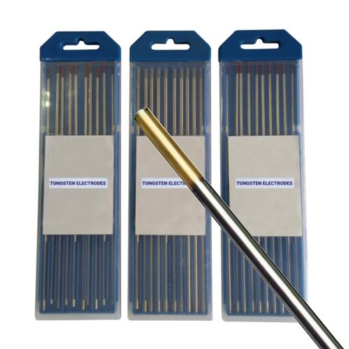 Волфрамов електрод златен WLa 15