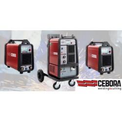 Cebora представи нова линия TIG заваръчни апарати